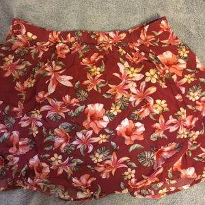 Garage Skirts - Stretch skirt with pockets
